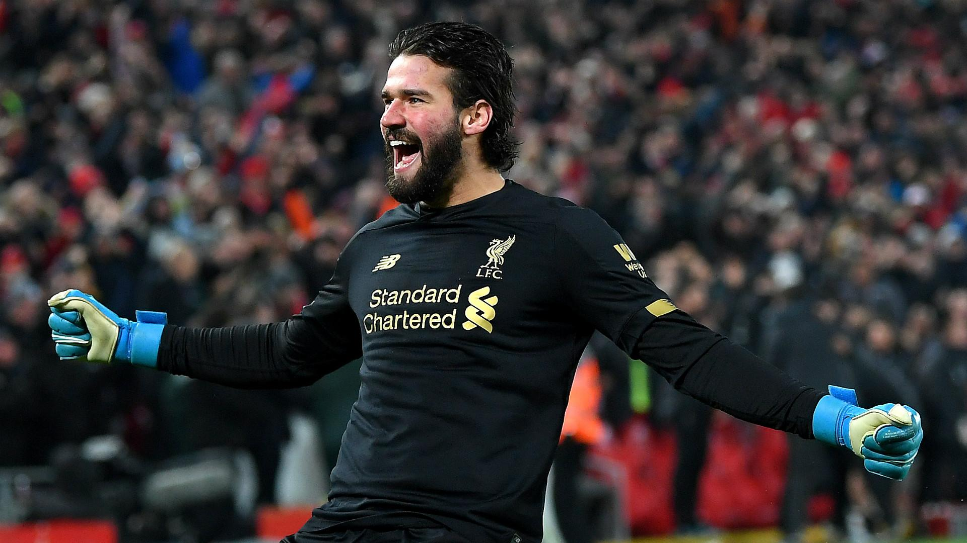 Liverpool Have A Gem In Alisson Becker