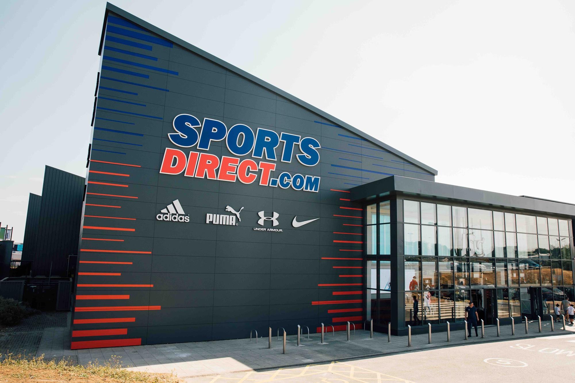Sports Direct.