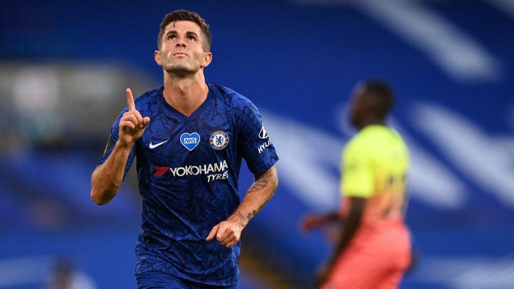 Christian Pulisic, Chelsea