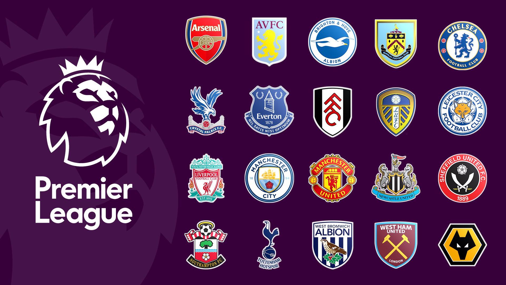 2020/21 Premier League fixtures released - Premier League Central