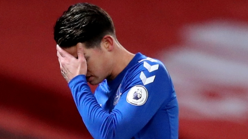 James Rodriguez could be an interesting selection ahead of Everton's Double Gameweek 24